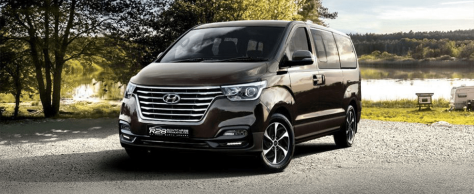 Rental Hyundai H1